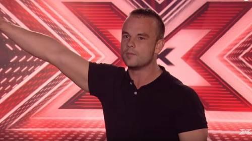 Martin Beck, X Factor