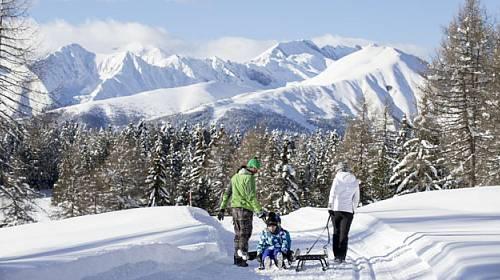 Jižní Tyrolsko: ráj pro rodiny s dětmi