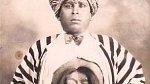 Rajah - muž se dvěma tvářemi.