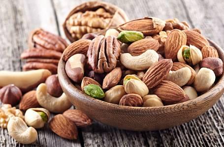 Zázraky se skořápkou: Ořechy