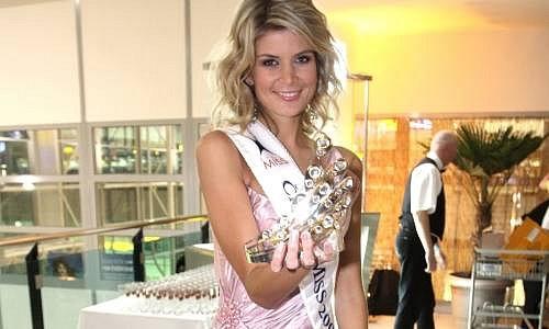 Iveta Lutovská, Česká Miss