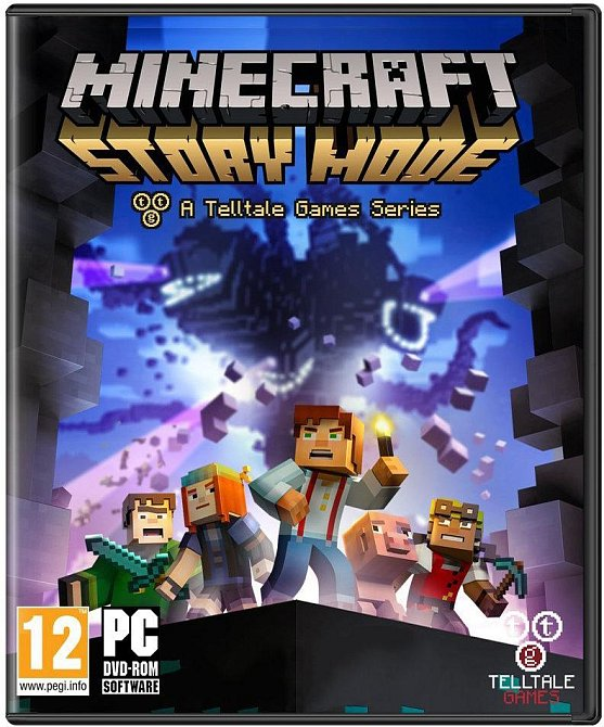 Kluci zkrátka počítačové hry milují... A pokud toho svého podarujte hrou Minecraft, dostanete i od malého puberťáka pusu!