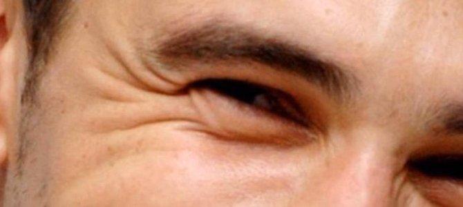 Usmívají se i jeho oči
