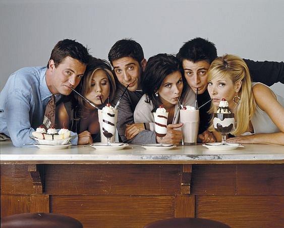 Seriál Přátelé byl zlomový i pro Jennifer Aniston.