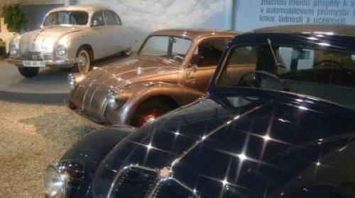 Pro automobilové fanoušky jsou určena specializovaná muzea