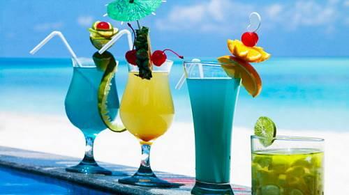 8 tipů na báječné letní koktejly