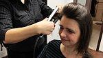Lehká úprava vlasů