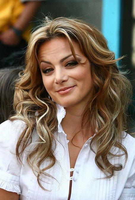 Silvia Navarro, mexická herečka