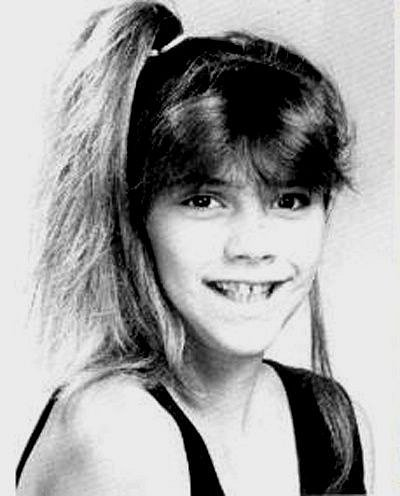 Victoria Beckham nepatřila mezi krásky