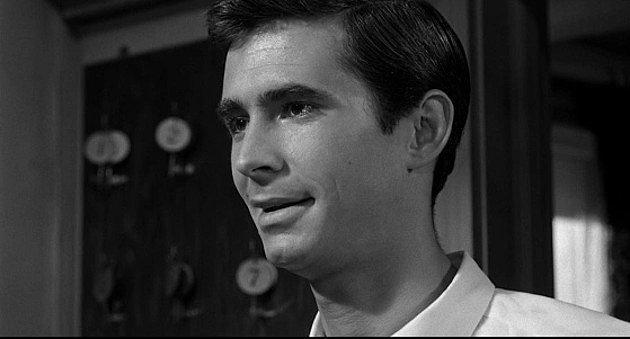 Anthony Perkins v hororu Psycho