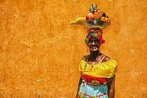 Ilustrační foto - Žena v Kolumbii