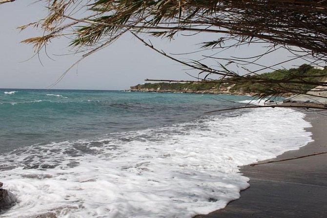 Na Krétě najdete i úplně prázdné pláže, kde se budete koupat sami (platí to zejména lehce před a po sezoně).
