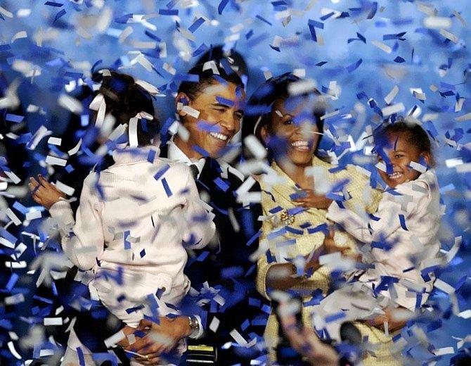 Po vítězství ve volbách, 2. 11. 2004