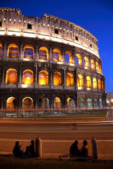 Koloseum v Římě