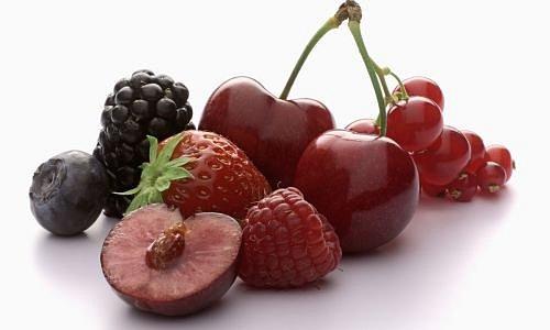 Ovoce, Lesní plody
