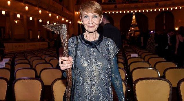 Herečka Daniela Kolářová