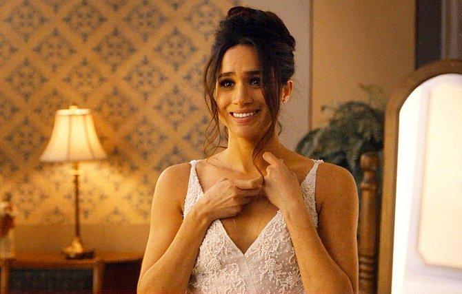 Jaké bude mít Meghan svatební šaty je v nejen v Británii ohromné téma!
