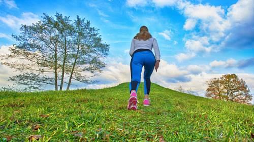 Podzimní hubnutí: dejte se na chůzi!