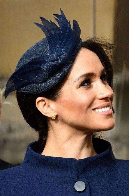 Neodolala ani vévodkyně Meghan.