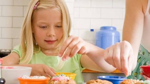 Škola v kuchyni, proč ne?