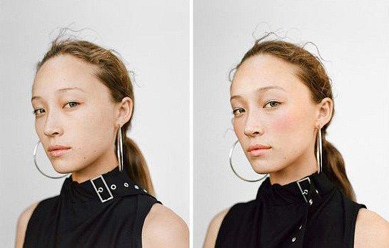 Pokud jste měla pocit, že tvářenka je zbytečnost, podívejte se, jak velký rozdíl na tváři udělá.