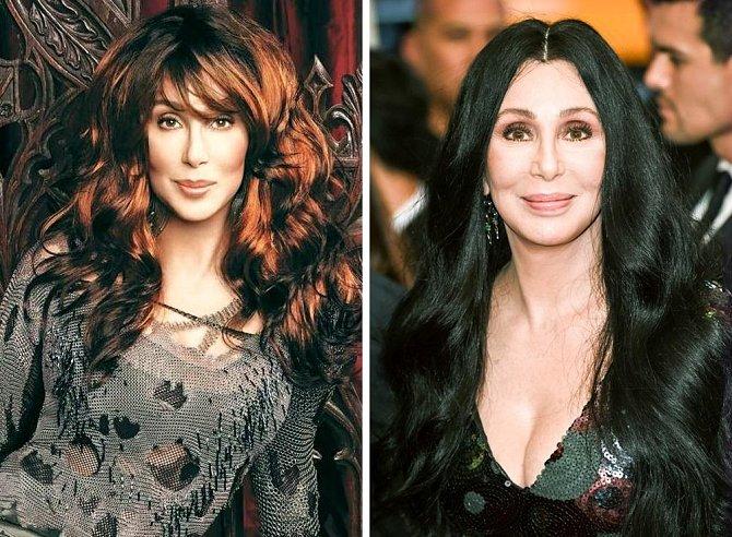 Cher 1995 - 2017