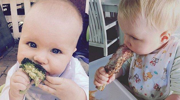 Jen potvrzení, že brokolice stále chutná.