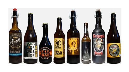 Piva z minipivovarů k Vám domů