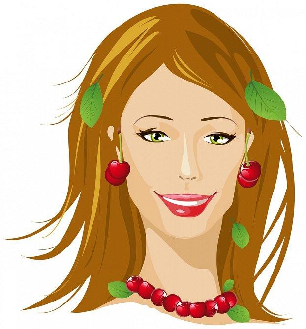 Letní typ má tmavě blond až světle hnědé vlasy a olivovou pleť.
