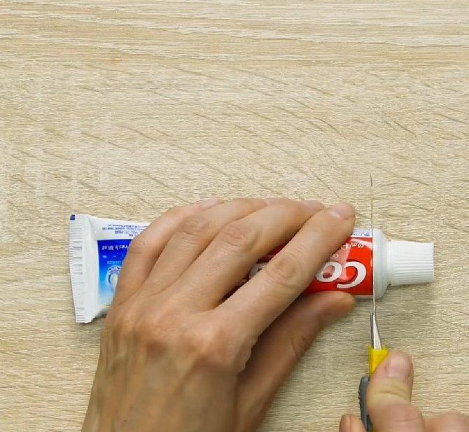 Super nápad, jak udělat z pasty...
