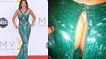 Šaty Sofie Vergara nevydržely takový nápor jejích předností