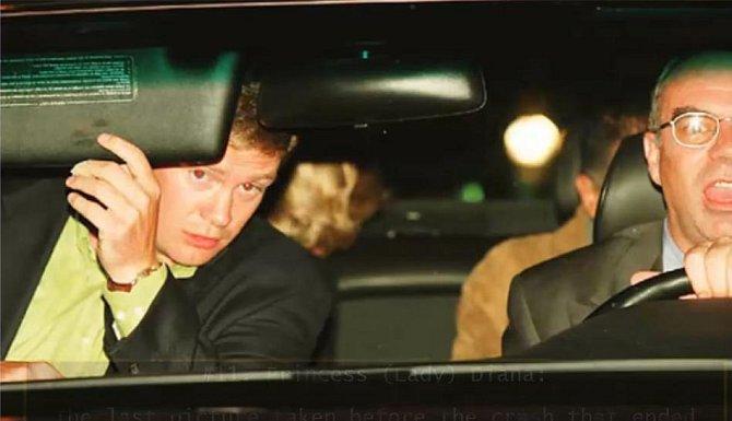Princezna Diana (+ 31. srpna 1997)