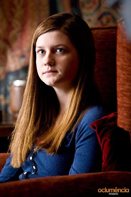 Harry Potter a Princ dvojí krve - Bonnie Wright coby Ginny Weasley