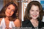 Herečka Lois Chiles coby Holly Goodhead