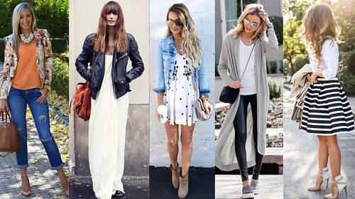 """50 tipů na jarní outfity, které poskládáte z toho, co máte doma plus se dozvíte, co je absolutní """"mu"""