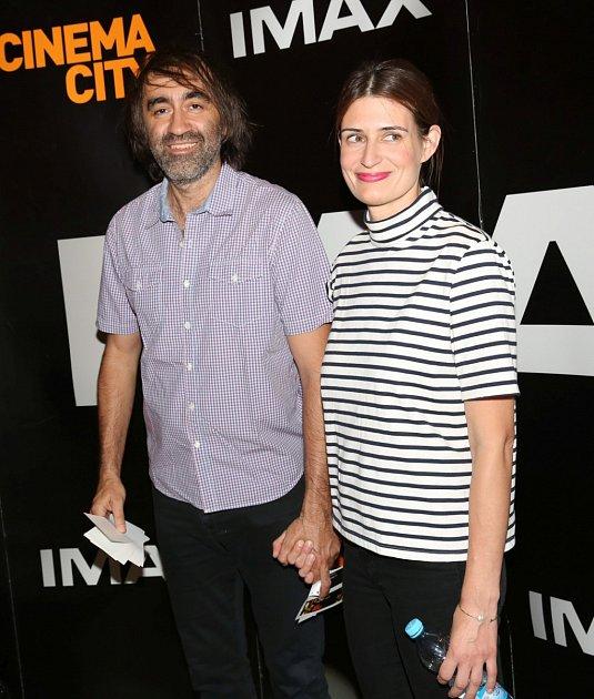 Jakub Kohák s ženou