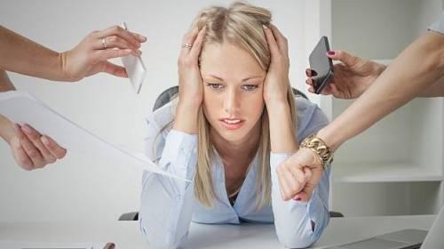 burnout - syndrom vyhoření