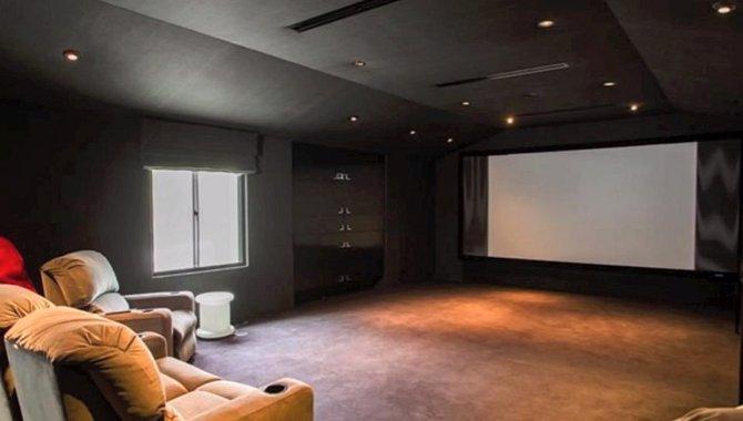 Soukromé kino je luxus, který bychom si přáli asi všichni.