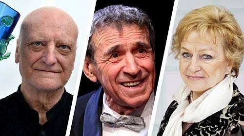 Galerie: 19 slavných osobností, které nás opustily v roce 2016
