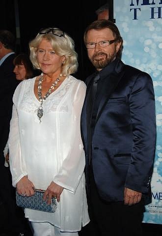 Björn Ulvaeus s novou manželkou: Tak trochu Agnetha po třiceti letech, nemyslíte?