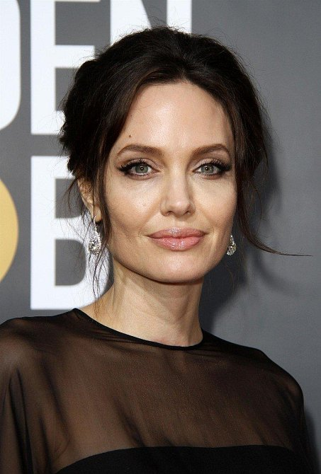 Angelina Jolie, 42 let