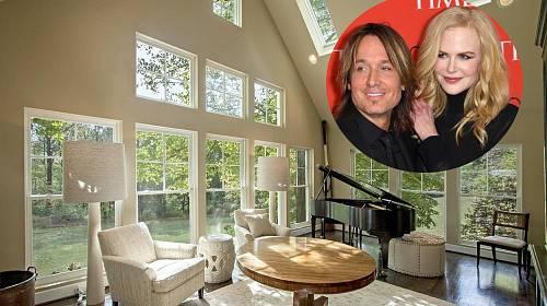 Nicole Kidman a Keith Urban prodávají dům v Tennessee