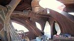 Ocelový dům nechal postavit architekt Bruno v roce 1996