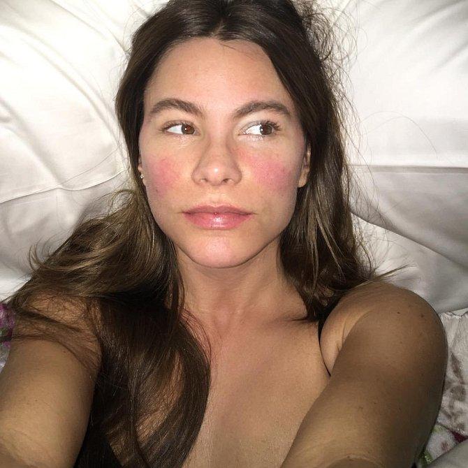 A Sofia Vergara v reálu bez make-upu a úprav ve photoshopu