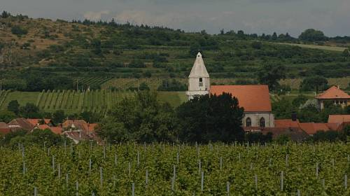 """<p>Kostel svatého Wolfganga ve Hnanicích skrývá """"zázračnou"""" studánku</p>"""