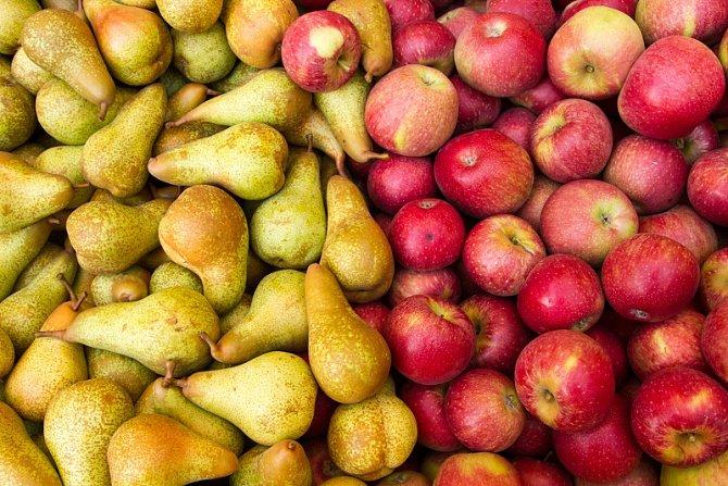 Jablka a hrušky patří k nejzdravějším plodům našich krajů. Jezte je čerstvé a se slupkou, jen tak z nich vytěžíte maximum.