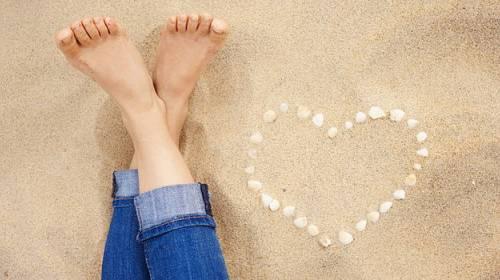 10 kroků pro krásné nožky
