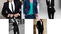 Co nevyjde z módy? Klasický oblek