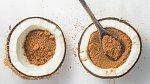 Kokosový cukr si své místo mezi sladidly teprve hledá.