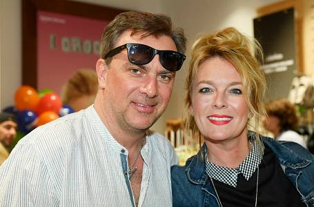 Tomáš Matonoha a Lucie Benešová